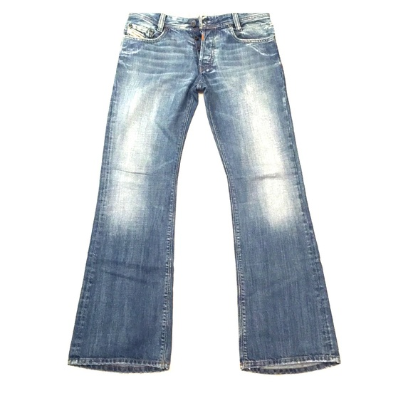Diesel Other - Diesel Koffha Jeans - Made in Italy